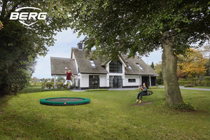 Berg Inground Favorit Trampoline - 6,5 to 14ft
