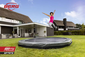 Berg Inground Grand Elite Trampoline