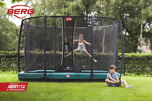 Berg Inground Ultim Champion Trampoline