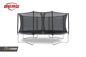 Berg Grand Favorit Oval Trampoline Regular - 17 x 11.5ft