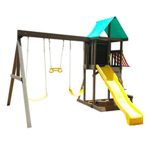 Load image into Gallery viewer, Newport Wooden Swing Set / Playset