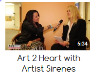 Art2 Heart interview with Sirenes