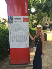 Sirenes at Art Biennale Venice 2015