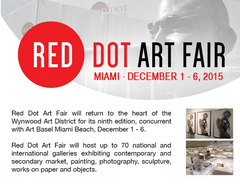 Sirenes - Red dot art fair Miami 2015