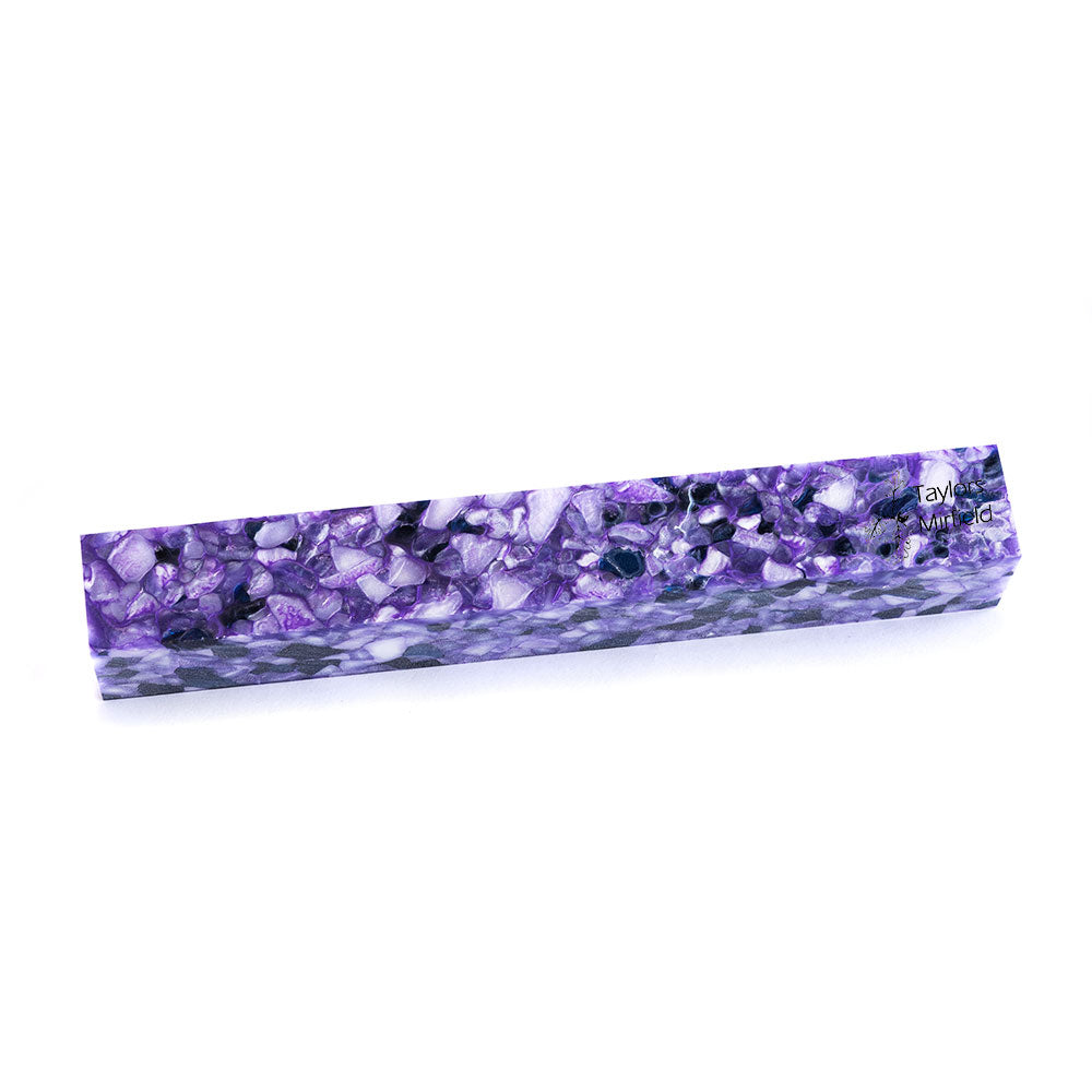 Amethyst R Series | GPS | Pen Blanks