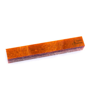 Copper Ice Kirinite Pen Blank Ice Series