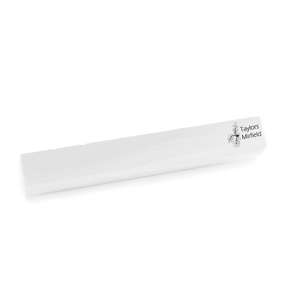 Wedding White Pearl Kirinite Pen Blank Pearl Series