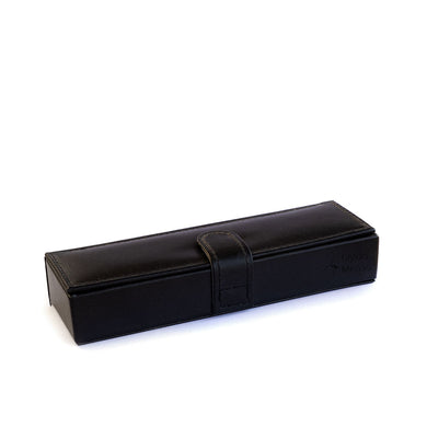 Leatherette Double Pen Box