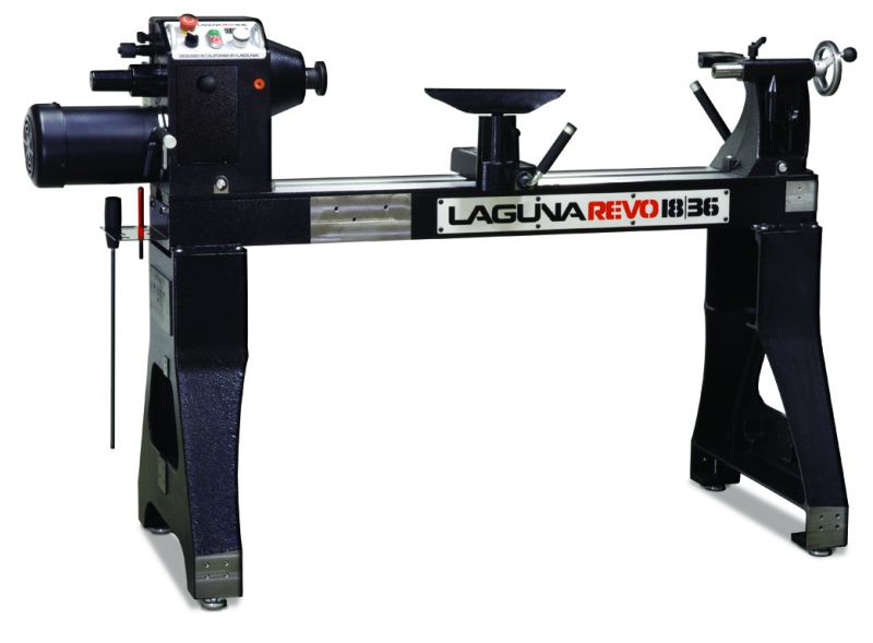 Laguna REVO 18|36 | Woodturning Lathe | FREE UK MAINLAND DELIVERY