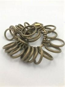 RING SIZER SIZE 1-13 (FULL AND HALF SIZES) - Taylors Mirfield