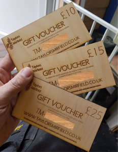 TM GIFT CARDS