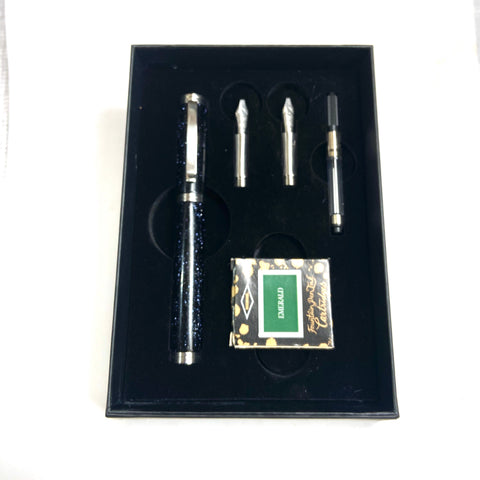 British Made Shakespeare Calligraphy Pen Kit Set | Pen Turning