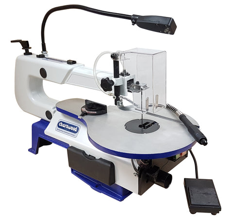 SS16F Scroll Saw With Foot Pedal Switch | Free Postage