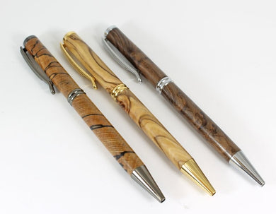 TM Delta | High End Slim Pen Kit | Pen Turning