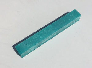 Turquoise Ice Kirinite Pen Blank Ice Series