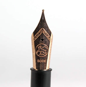 Peter Bock | Fountain Pen Nibs |  Type 250 | Size 6 | Kitless