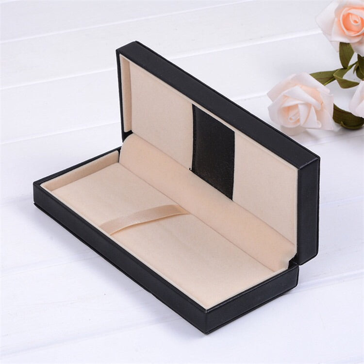 High End Leatherette Pen Box
