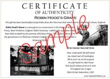 Load image into Gallery viewer, Robin Hood's Grave Pen Blanks