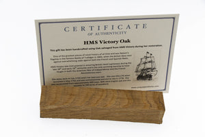 HMS Victory Oak | Historic Pen Blanks