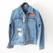 Patches Denim Jacket