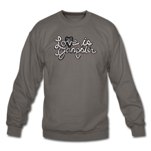 Load image into Gallery viewer, LOVE is Gangster - Men's - asphalt gray
