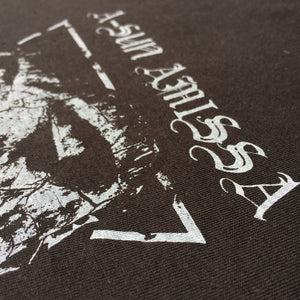 A-SUN AMISSA - Faces T-Shirt (Grey/Black)