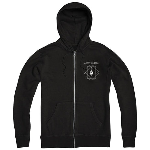 A-Sun Amissa - Ceremony Zip Hoodie | Gizeh Records