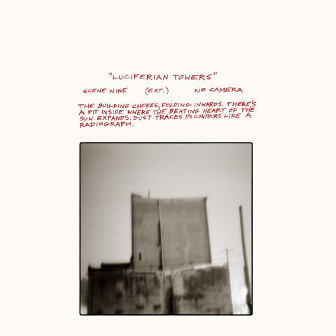 Gizeh Records Online Store | Godspeed You! Black Emperor - Luciferian Towers