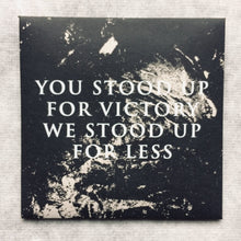 Load image into Gallery viewer, A-Sun Amissa - You Stood Up For Victory, We Stood Up For Less - CD | Gizeh Records