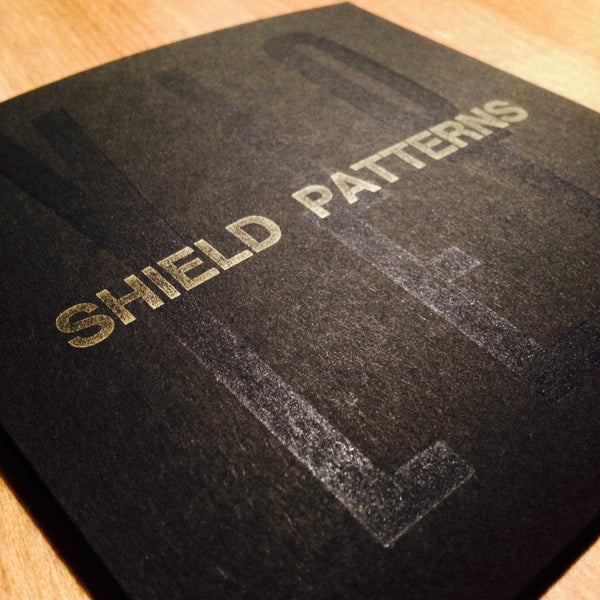 SHIELD PATTERNS - Violet EP