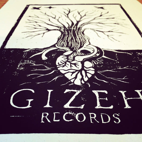 GIZEH RECORDS - Borrowed Forms