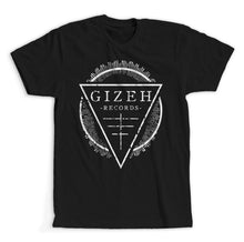 Load image into Gallery viewer, Gizeh Records - Logo T-Shirt