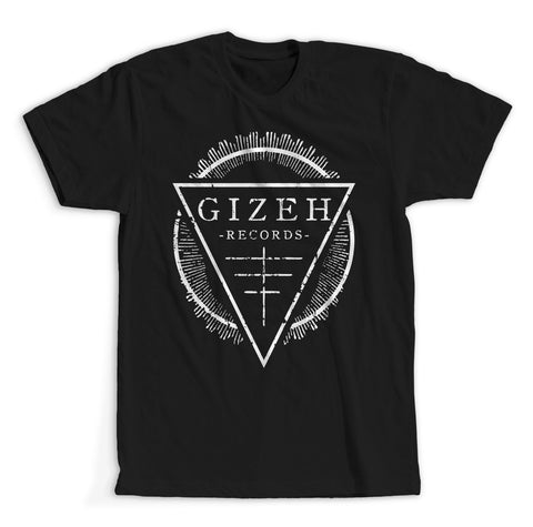 Gizeh Records - Logo T-Shirt