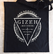 Load image into Gallery viewer, Gizeh Records - Logo - Tote Bag