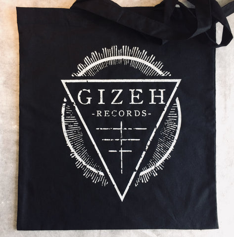 Gizeh Records - Logo - Tote Bag