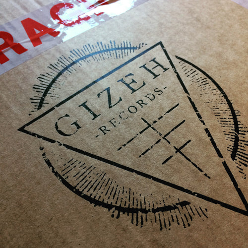 Gizeh Records | Damaged Stock For Sale