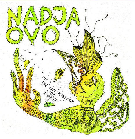 NADJA & OVO - The Life & Death of a Wasp