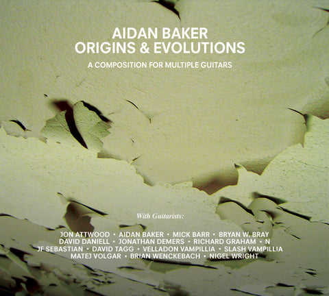 AIDAN BAKER - Origins & Evolutions