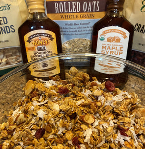 MAPLE CRAFT GRANOLA