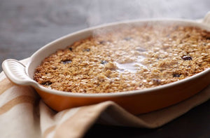 BAKED MAPLE CRAFTED OATMEAL