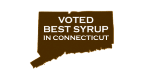 Voted Best Syrup in CT