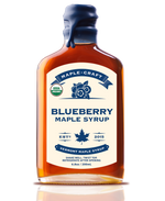 Load image into Gallery viewer, Blueberry Maple Craft Syrup (Organic)