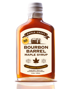 Load image into Gallery viewer, Bourbon Barrel Aged Maple Craft Syrup
