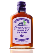 Load image into Gallery viewer, Elderberry Maple Syrup