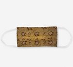 Load image into Gallery viewer, Maple Craft Leaf Face Mask - Autumn Design