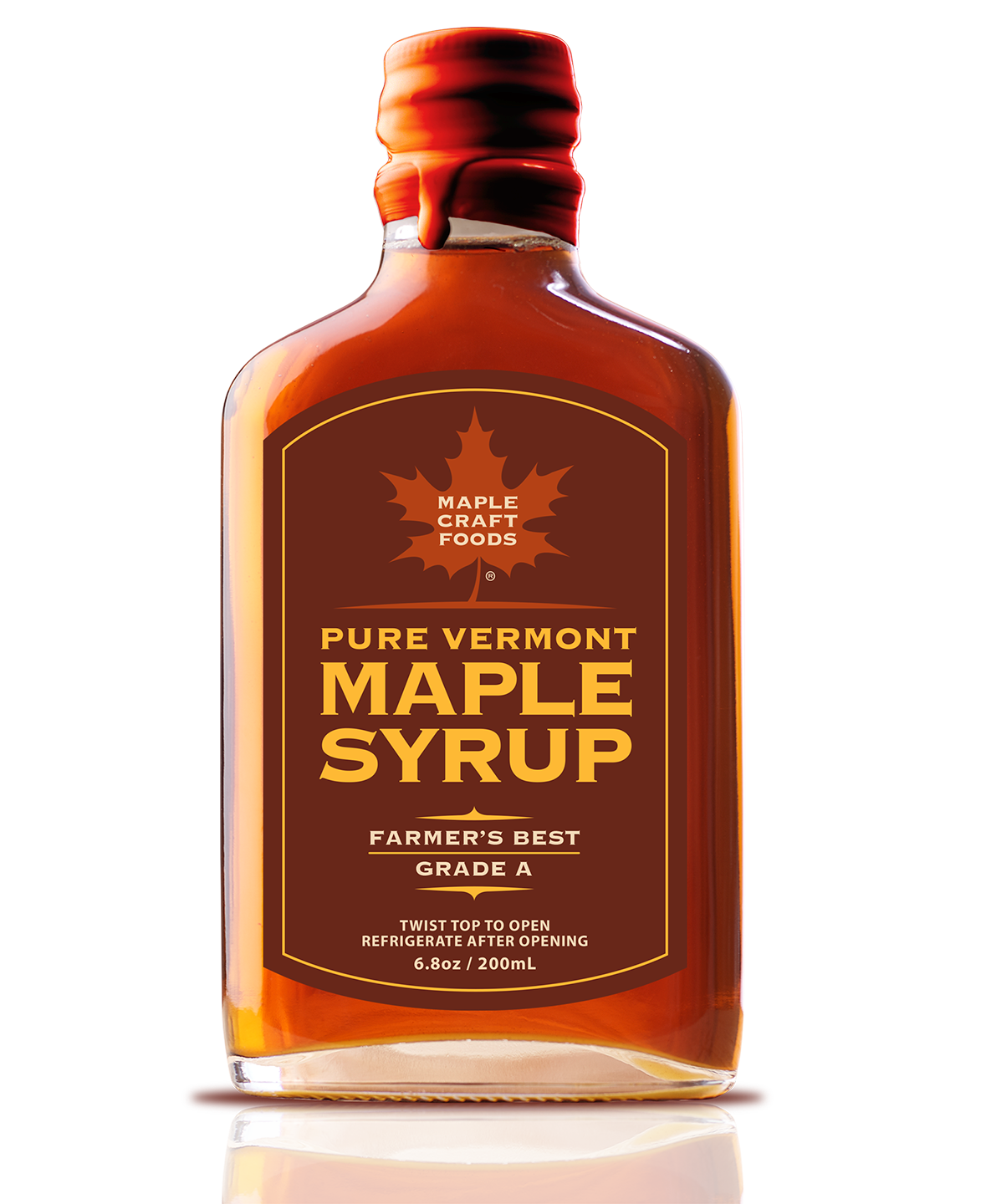 Farmer's Best Pure Vermont Maple Syrup