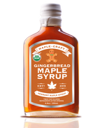 Load image into Gallery viewer, Gingerbread Maple Craft Syrup (Organic)