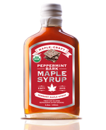 Load image into Gallery viewer, Peppermint Bark Maple Craft Syrup (Organic)