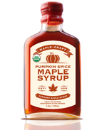 Load image into Gallery viewer, Pumpkin Spice Maple Craft Syrup (Organic)