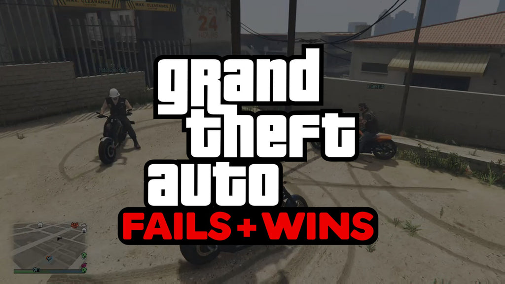 video of gta 5 funny moments